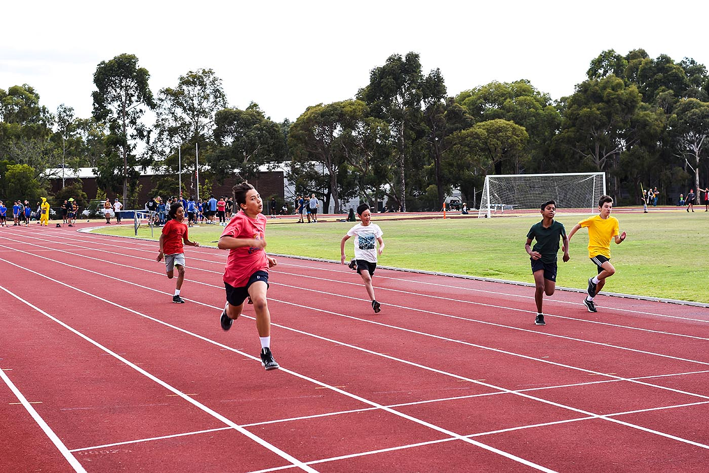 Athletics Carnival 1