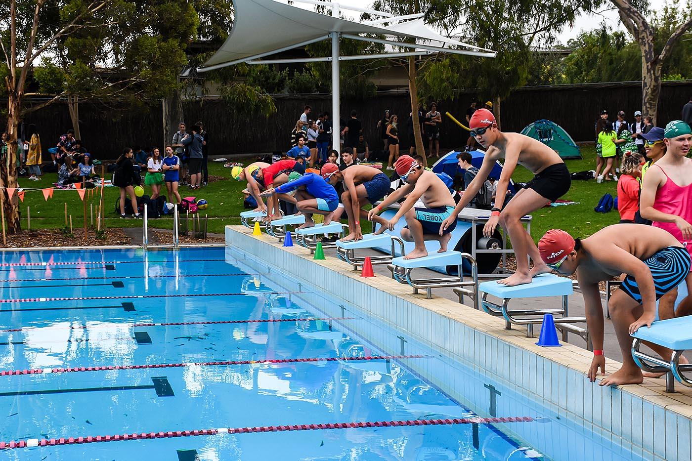 Swimming Carnival 1